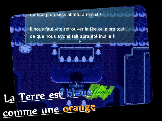 La Terre est bleue comme une orange - Démo Jour 1 S4-46c95b4