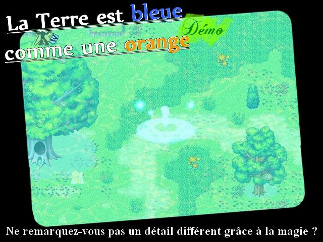 La Terre est bleue comme une orange - Démo Jour 1 S7-46c95ba